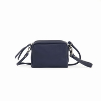 Zebra NAtural Bag NOVA Navy