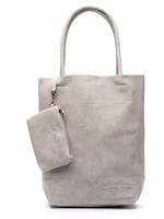 Zebra Trends Natural Bag Kartel Suedines - Licht Grijs