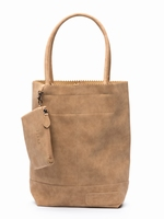 Zebra Trends Natural Bag Kartel Suedines - Beige